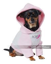 dog ribbon pink ribbon hoodie dog costume california costumes