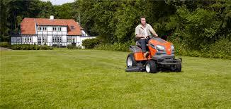 garden tractors husqvarna