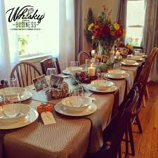 thanksgiving table event planning catering connecticut
