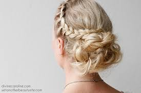 diy wedding hair diy your wedding day hairstyle with this braided updo more