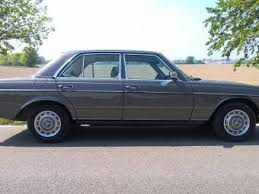 mercedes w123 coupe for sale mercedes 123 cars for sale trader