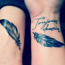 best friend tattoos 110 super cute designs for bffs