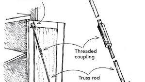 how to fix a warped cabinet door straightening a warped cabinet door fine homebuilding