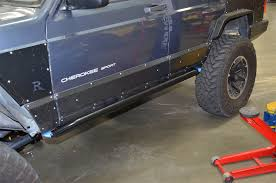 jeep lift kit crate putting steel between the rocks and project xtremej