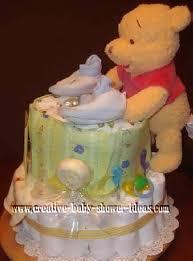 winnie the pooh baby shower cake winnie the pooh cake