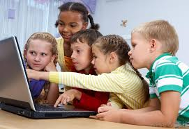what are the different types of computer software for kids