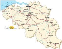 map of begium overview map of belgian cities with hotel information