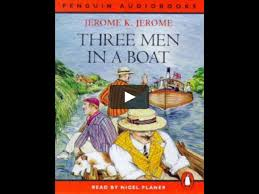 three men in a boat jerome k jerome chapter 17 on vimeo