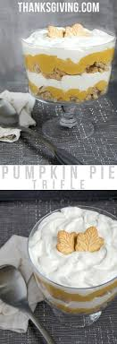 best 25 pumpkin trifle ideas on gingerbread trifle