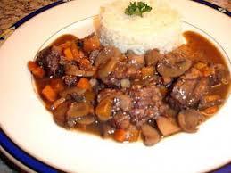 recettes de cuisine fran ise recette de cuisine française le bœuf bourguignon