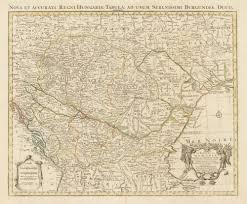 Nova Map Antique Map Of Eastern Europe Balkans Hjbmaps Com U2013 Hjbmaps Com