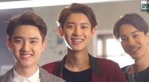 para pemain film exo next door chanyeol til beda di episode terakhir exo next door celeb
