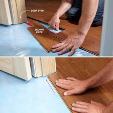 Door Strips For Laminate Flooring 12 Tips For Installing Laminate Flooring Construction Pro Tips