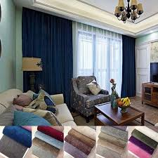 Solid Color Curtains Compare Prices On Solid Colored Curtains Online Shopping Buy Low