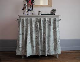 rideau sous evier cuisine rideau sous evier cuisine voilage transparent chic blanc l x h cm