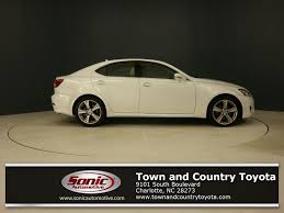 lexus is 250 for sale in nc featured used cars for sale in charlotte used car specials at