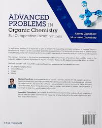 buy advanced problems in organic chemistry book online at low