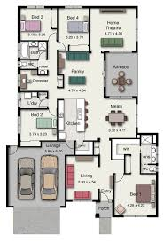 Open Plan House Plans 697 Best Plans Images On Pinterest Architecture Small House