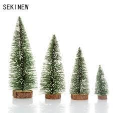 sekinew 10 25cm mini tree artificial trees