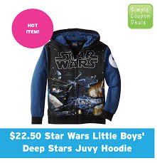 22 50 star wars little boys u0027 deep stars juvy hoodie simple