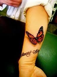 50 butterfly tattoos for tech2gadget