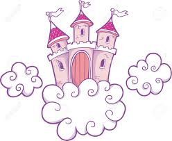 vector illustration of a castle royalty free cliparts vectors