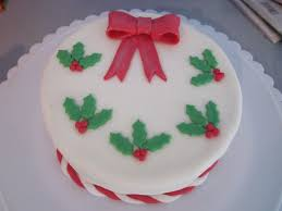 Christmas Cake Design Images Project 4 Gallery