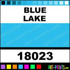 blue lake studio 10 set gouache paints 18023 blue lake paint