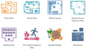 easy floor plans floor plan software create floor plan easily from templates and