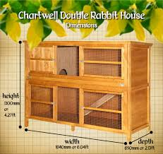 Large Bunny Cage Rabbit Hutches Reviews Plans U0026 Hutch Directory