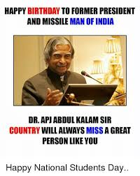 Doctor Who Birthday Meme - happy birthday to former president and missile man of india dr apj