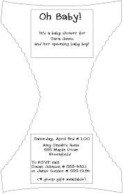 printable diaper template diaper shower invitations free sempak b7afbca5e502