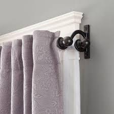 Duo Shower Curtain Rod 130 Curtain Rod Curtain Rods