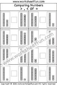 numbers 1 20 u2013 two worksheets preschool worksheets pinterest