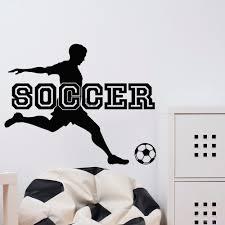 wall stickers decalsa designer art soccer wall stickers