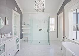 wallpaper for bathroom ideas family home with transitional interiors home bunch interior design