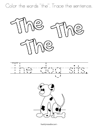 sight word coloring pages printable archives at sight word