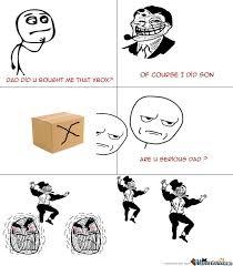 Troll Dad Memes - troll dad x box by jjp158 on deviantart