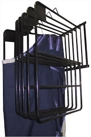 wall mounted rug rack black zilco stable stable accessories