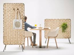 wicker room divider room dividers that set boundaries in style