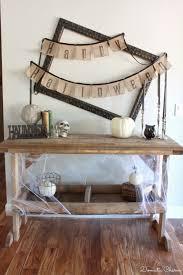 domestic charm halloween decor