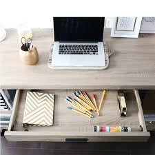 walker edison urban blend computer desk walker edison urban blend computer desk ash grey and black d60ubs30ag