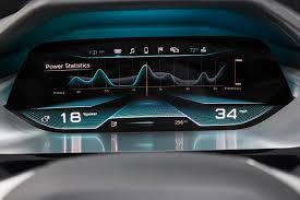 concept audi virtual dashboard interior concept by audi 6 muscle cars zone