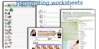 english teaching worksheets handwriting