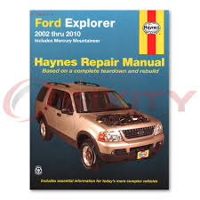 ford explorer haynes repair manual xlt nbx xls postal eddie bauer