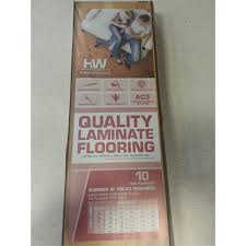 hanwood laminate flooring 7mm honey oak bunnings warehouse