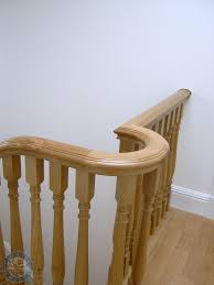 Oak Banisters Bespoke Wooden Staircases By Classic Images