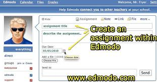edmodo teacher moving at the speed of creativity edmodo a social network that