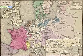 Uaa Map Languages Map Of Europe