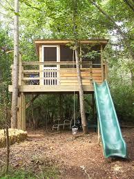 Cool Tree Houses Best 25 Tree House Ideas On Pinterest Tree House Deck